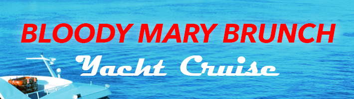 Bloody Mary Brunch Yacht Cruise